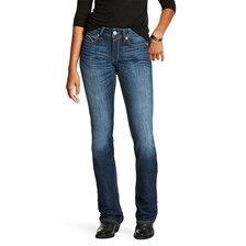 Ariat Women's R.E.A.L. Perfect Rise Jeans Boot Cut Rosa - Lita
