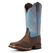 Ariat Women's Primetime Boot - Chocolate