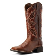 Ariat Women's Breakout Boot - Rustic Brown