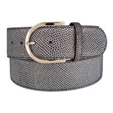 The Tailored Sportsman Silver Spoon Leather Belt