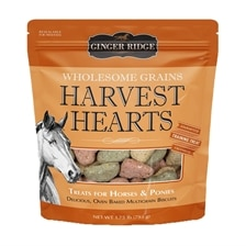Ginger Ridge Harvest Hearts Natural Treats