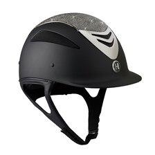 One K Defender Glamour Chrome Stripe Helmet