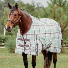 SmartPak Deluxe Patterned Turnout Sheet - Limited Edition