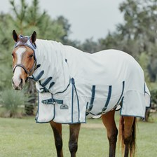 SmartPak Sweet Itch Combo Neck Fly Sheet