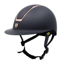 Tipperary Windsor Rose Gold Wide Brim MIPS Helmet