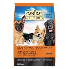 Canidae® All Life Stages Dry Dog Food- Lamb Meal/ Rice