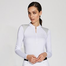 Asmar Angela ¼ Zip Technical Sun Shirt