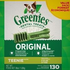 Greenies™ Dental Treat Value Tub- Teenie