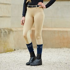 Dublin Performance Flex Knee Patch Tights