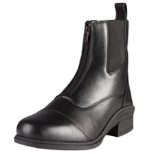 Eliza Synthetic Zip Paddock Boot by SmartPak