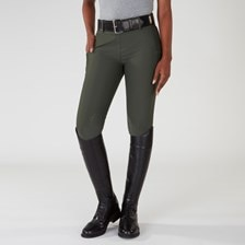 Piper Fusion Breech by SmartPak - Knee Patch