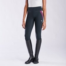 Piper Colorblock Riding Tights by SmartPak- Full Seat