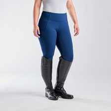 Kerrits Thermo Tech Full Leg Tight - Knee Patch