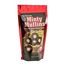 German Minty Muffins
