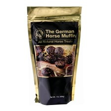 The German Horse Muffin All Natural Horse Treats