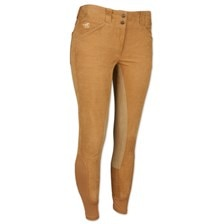 Piper Corduroy Low-rise Breeches By SmartPak- Full Seat