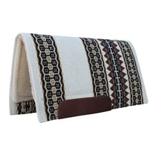 Professional's Choice Western Saddle Pad - Mesquite