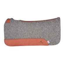SmartPak Western Wool Saddle Pad