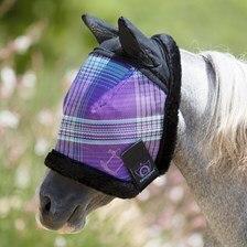 Kensington Pony Fly Mask with Ears and Fleece Trim