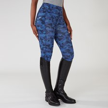 Piper Flex Tights by SmartPak- Knee Patch