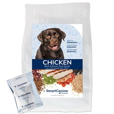 SmartCanine™ Chicken Meal and Brown Rice All Life Stages Dog Food