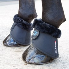 ARMA Fleece Trimmed Over Reach Boots