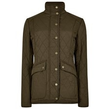 Dubarry Bettystown Fleece Lined Quilted Jacket