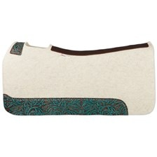 5 Star All Around Pad with Turquoise Cowboy Tool