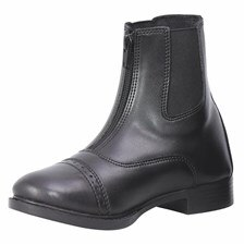 TuffRider Children's Starter Lite Front Zip Paddock Boots