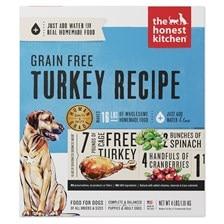 The Honest Kitchen® Dehydrated Grain Free Dog Food - Turkey Recipe