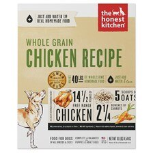The Honest Kitchen® Dehydrated Whole Grain Dog Food - Chicken Recipe