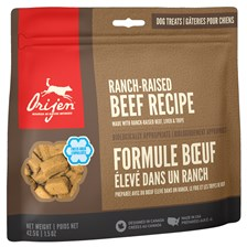 Orijen® Ranch-Raised Beef Freeze-Dried Dog Treats