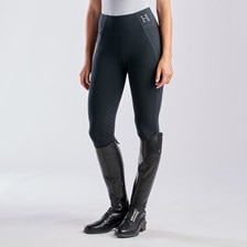Hadley Luxe Tights by SmartPak - Knee Patch