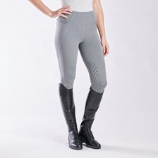Hadley Luxe Tights by SmartPak - Knee Patch - Clearance!
