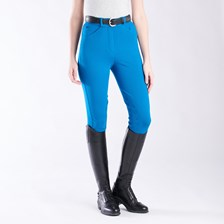 Piper Knit High-rise Breeches by SmartPak - Knee Patch - Clearance!