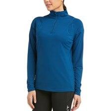 Ariat Auburn 1/4 Zip Sun Shirt