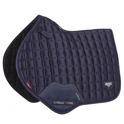 LeMieux Loire Classic Close Contact Square Saddle Pad