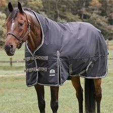 SmartPak Deluxe High Neck Turnout Sheet with Earth Friendly Fabric