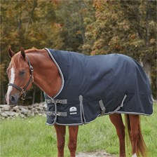 SmartPak Deluxe Stocky Fit High Neck Turnout Sheet with Earth Friendly Fabric