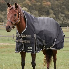 SmartPak Deluxe High Neck Pony Turnout Blanket with Earth Friendly Fabric