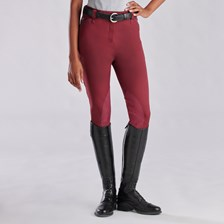 Piper Evolution High-Rise Breeches by SmartPak - Knee Patch