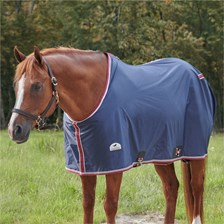 SmartPak Stocky Fit Nylon Stable Sheet - Closed Front
