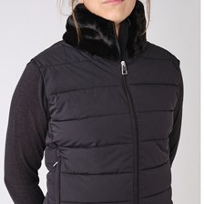 PS of Sweden Chrissy Faux Fur Vest