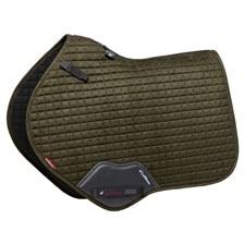 LeMieux Luxury Suede Close Contact Saddle Pad