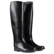 Horze Chester Tall Rubber Dress Boots