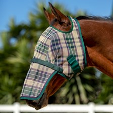 Kensington Fly Mask w/Removable Nose without Ears