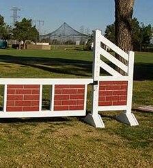 Gates- Rock or Brick